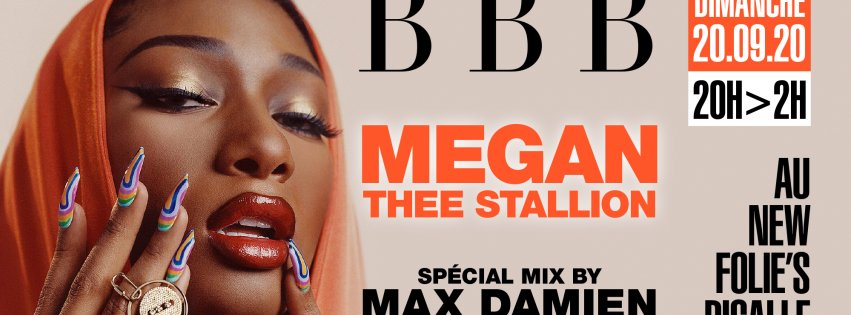 Soiree BBB - MEAN THE STALLION New York MIX