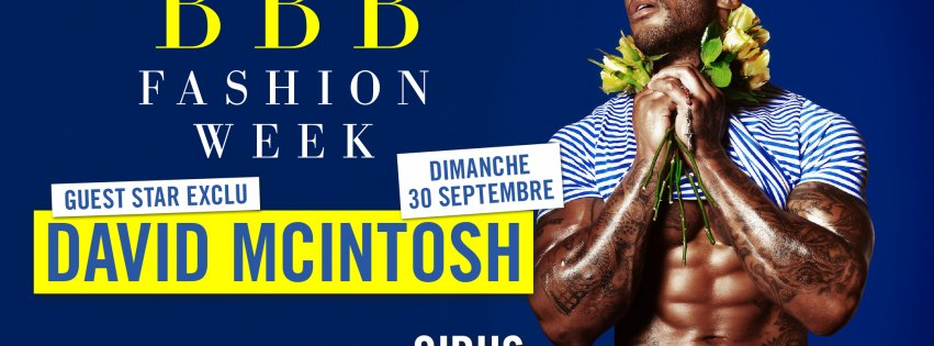 BBB Fashion Week